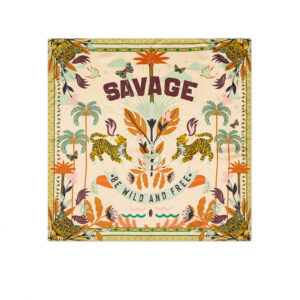 savage-beige-mini-foulard-wild-1