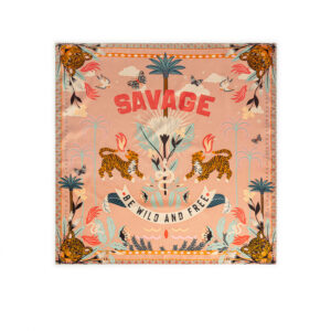 savage-pink-foulard-wild-mini-1